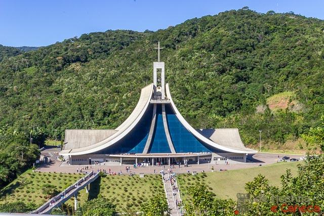 Santuário de Santa Paulina-Igreja