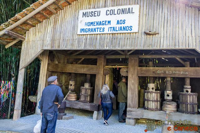 Santuário de Santa Paulina-Museu Colonial