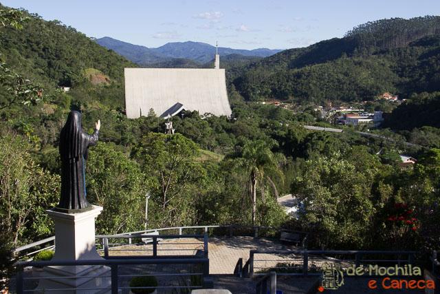 Santuário de Santa Paulina-Colina da Benção