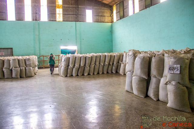 fábrica de erva-mate selecta terere-mate