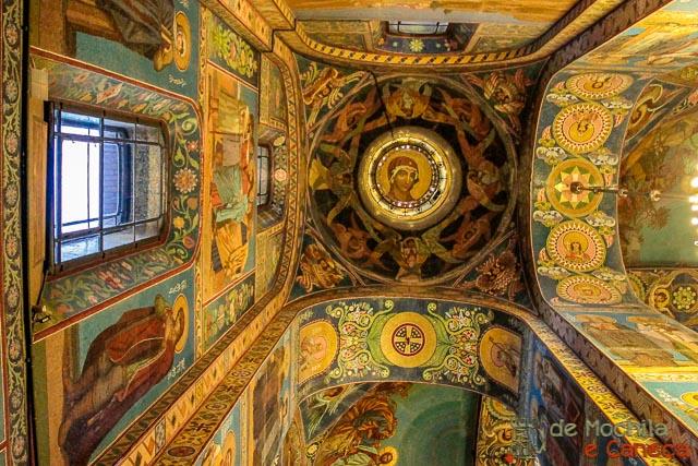 lugares imperdíveis para conhecer em São Petersburgo-Mosaicos