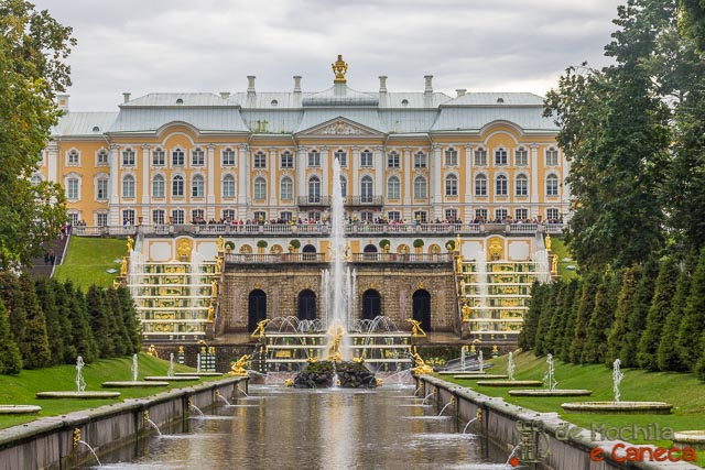 lugares imperdíveis para conhecer em São Petersburgo-Peterhof
