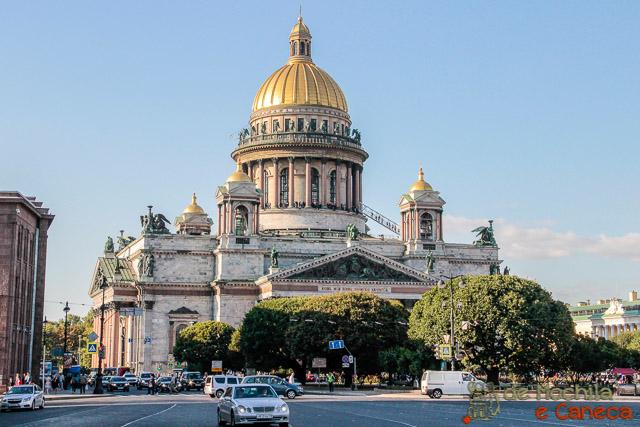 lugares imperdíveis para conhecer em São Petersburgo