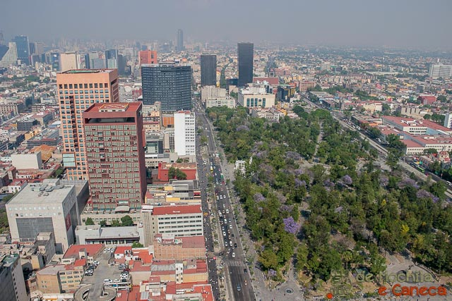 Torre Latino americana - Mexico-Cidade do México.