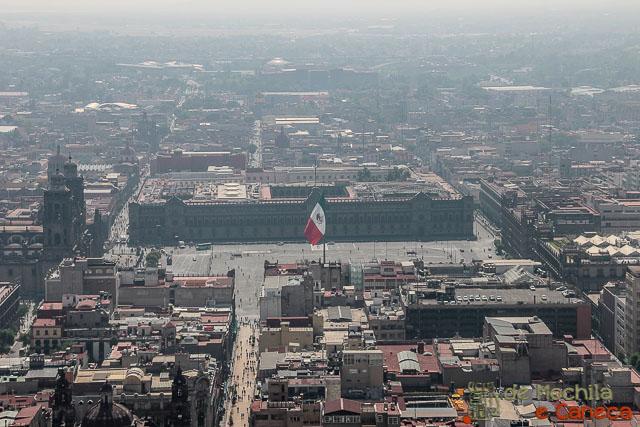 Torre Latino americana - Mexico-Zócalo
