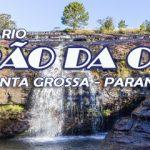 Conheça o Balneário Capão da Onça, em Ponta Grossa.