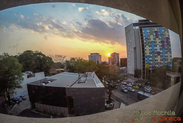 Vista Dazzler Asunción.