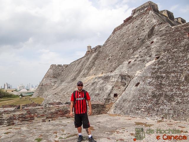 Castillo San Felipe de Barajas - Cartagena de Indias - Colômbia - 2012
