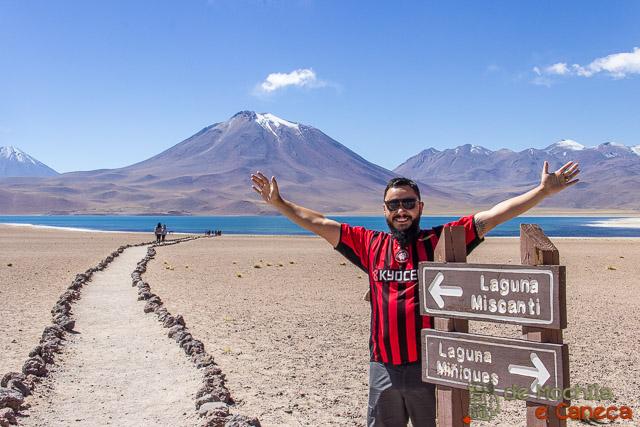 Deserto do Atacama - Chile - 2018