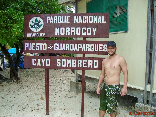 Cayo Sombrero - Venezuela - 2008