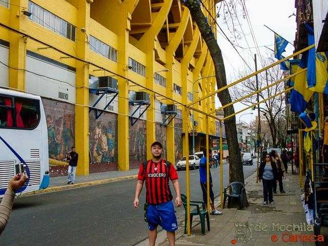 La Bombonera - Buenos Aires - Argentina 2008