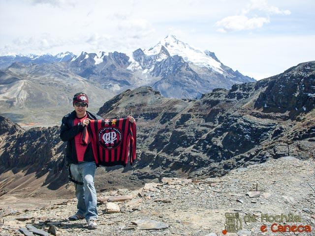 Chacaltaya - Cordilheira dos Andes - La Paz - Bolívia.