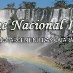 Parque Nacional Iguazú, o lado argentino das Cataratas do Iguaçu.
