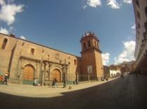 Igrejas de Cusco
