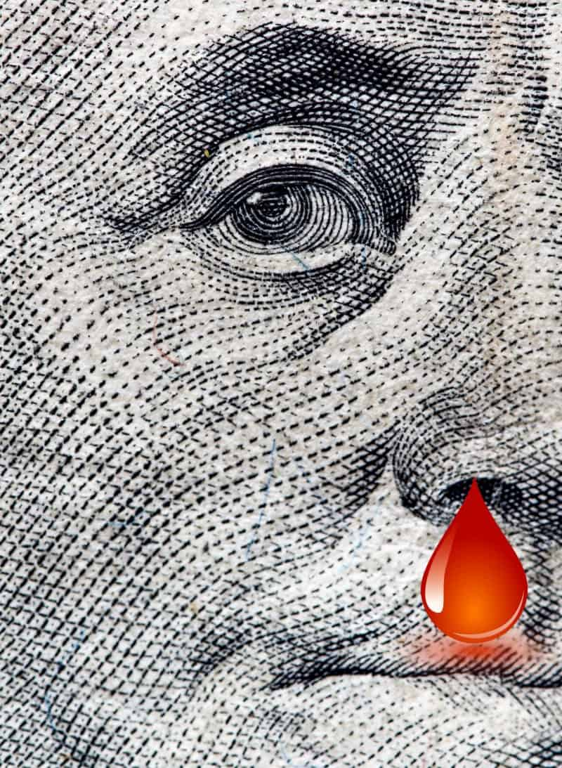 Think of Money as Blood