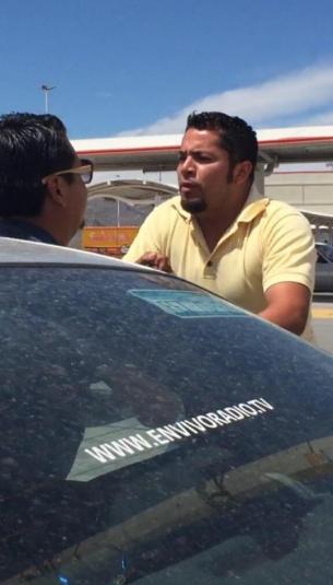 "Comandante Cobian llego de Torreón pa cumplir  ""el encargo""."