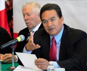 Javier Guerrero, el candidato más fuerte del PRI.