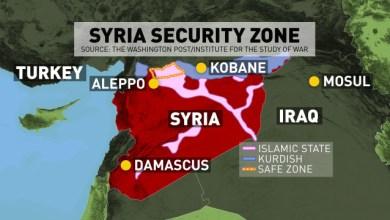 Photo of خيارات مقترحة لإدارة ترامب : مكافحة الإرهاب والقبول بأن سوريا مقسمة بحكم الأمر الواقع