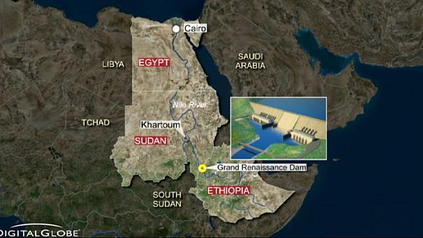المخطط الأثيوبي و تداعياته على الأمن القومي المصري سد النهضة المركز الديمقراطي العربي