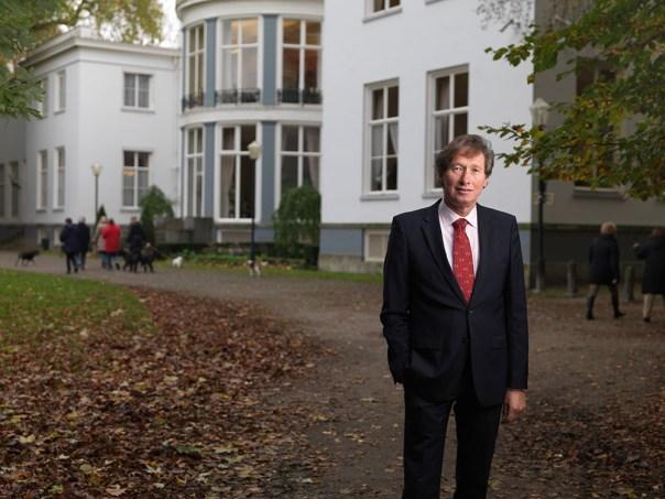 Ben Paulides, Chairman Democratic Liberals Wassenaar