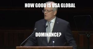 It's Time to Urgently Re-Assess the USA-Australia Security Alliance