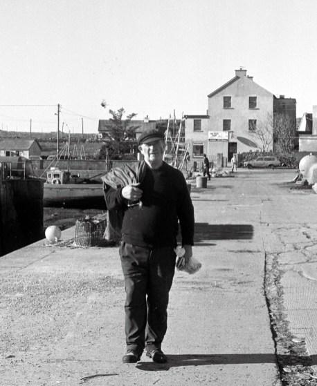Piers - Paddy O'Halloran in Cleggan