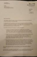 Martin's letter 1