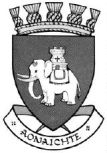 Coat of arms elephant