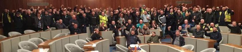 Union members 1