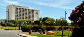 Algarve 7 The Crowne Plaxa-Algarve hotel and resort at Vilamoura in Portugal