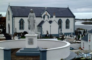 Don 11 - St Mary's Church in Kincasslagh, Co Donegal