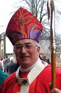 Arandora Star 2 Archbishop Mario Conti by Bill Heaney