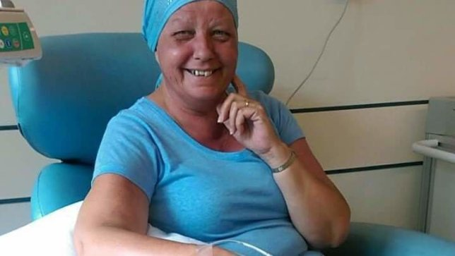cancer Kirsteen Gibbon started the petition