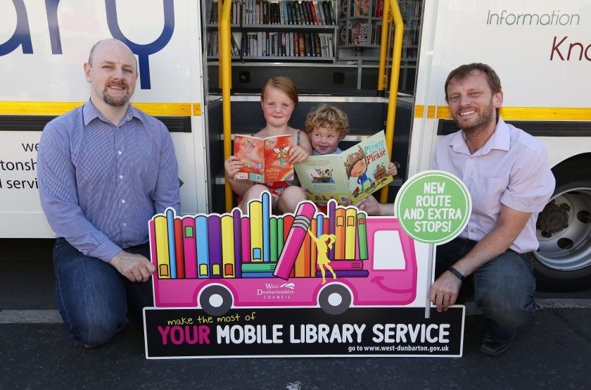 Mobile Library new routes