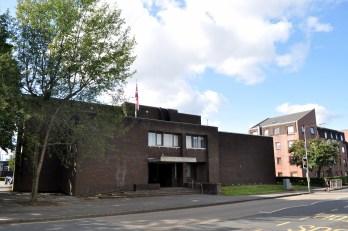 Masonic Hall and Church Court
