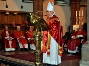 Toal Joseph Bishop at Red Mass