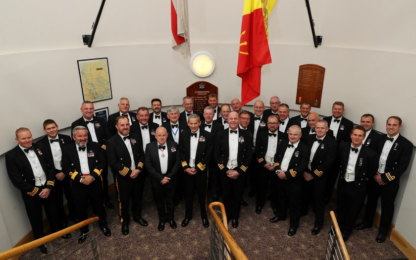 Submarine Command Dinner Group