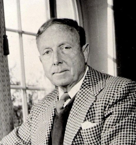 Cronin AJ Cfronin, author of Hatter's Castle