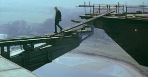 Erskine Bridge walking across
