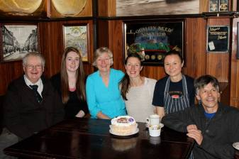 Gaughan's last day as a pub