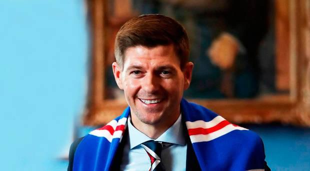 Gerrard Stevie