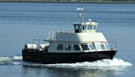 Kilcreggan ferry 2