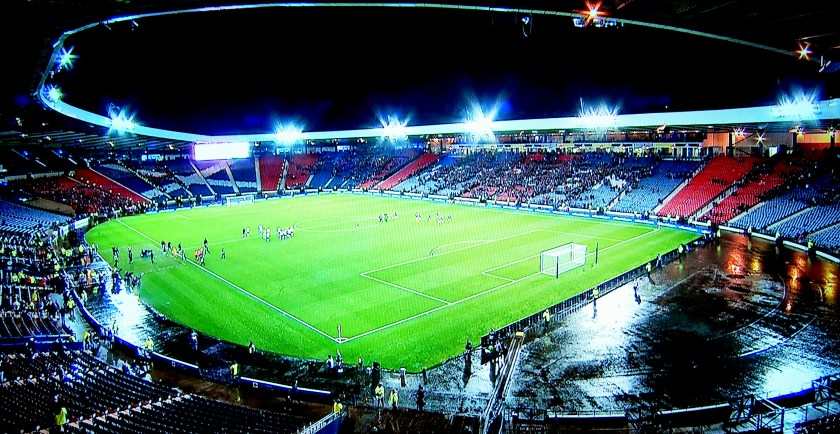 McLeish Hampden Park