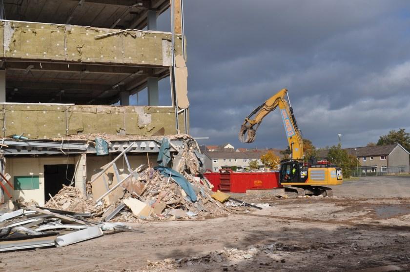 OLSP demolition 7