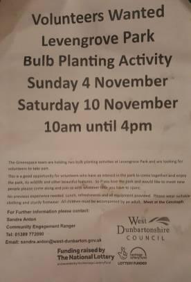 Bulb planting appeal pic