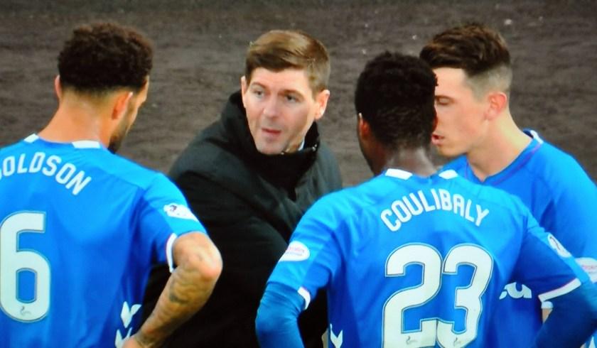 Gerrard team