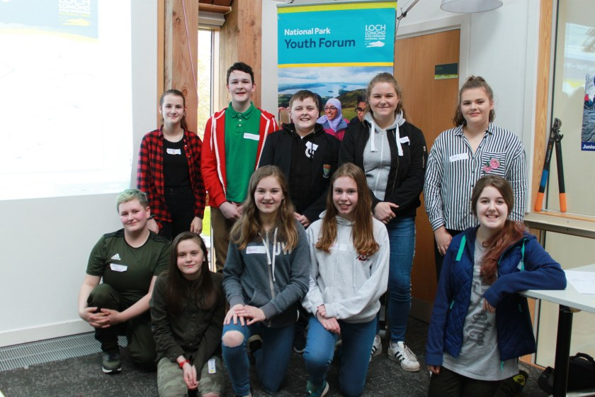 Photo 2 National Park Youth Committee