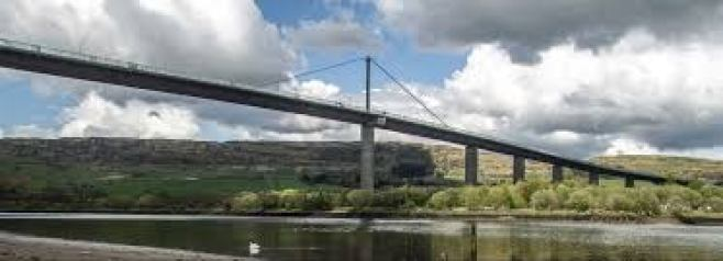 erskine bridge 2018