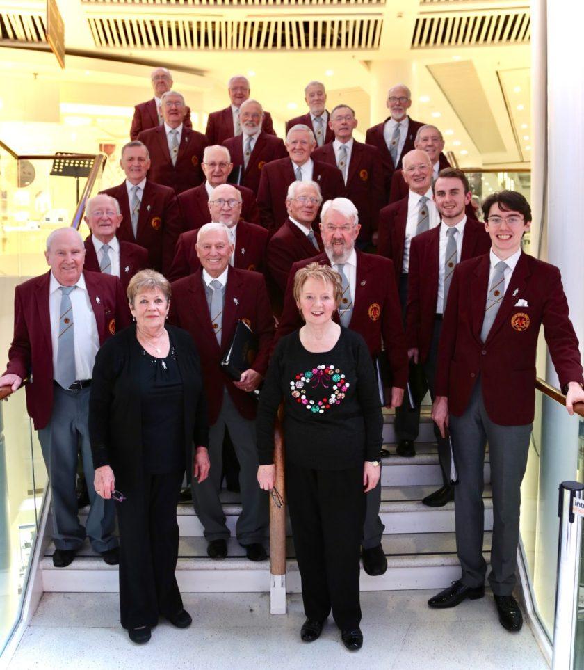 Clydebak Choir 2
