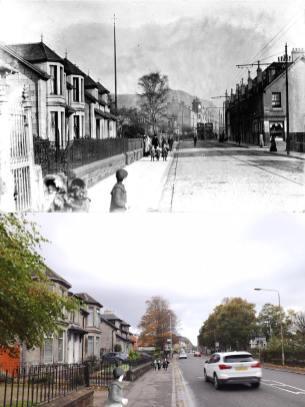 Dumbarton Glasgow Road